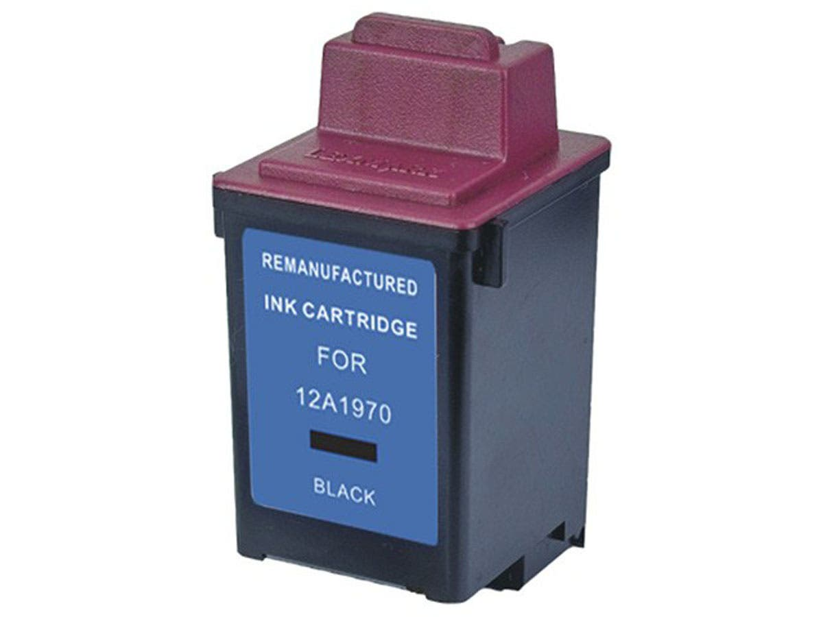 MPI Compatible Lexmark 1970 (12A1970) Inkjet- Black-Large-Image-1