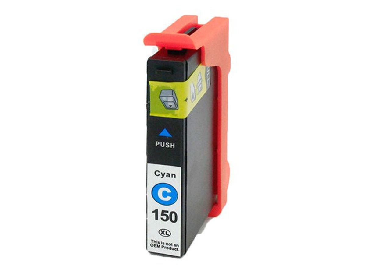 MPI Compatible Lexmark 150XLC (14n1615/14N1642) Inkjet- Cyan-Large-Image-1