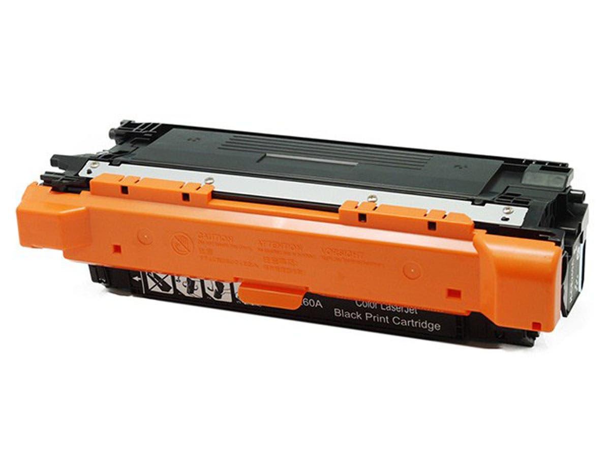 Monoprice Compatible HP CE260A Laser Toner - Black-Large-Image-1