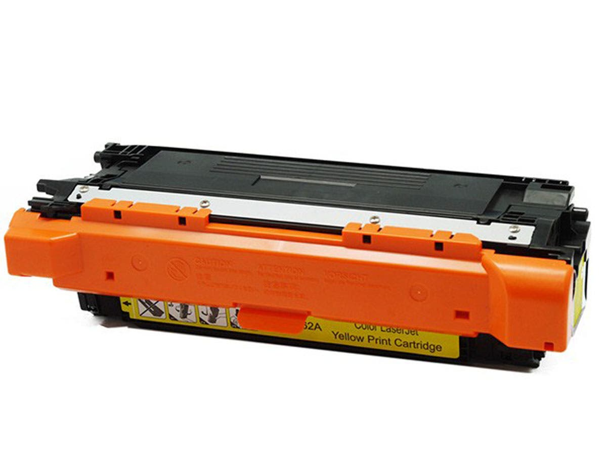 MPI Compatible HP CE262A Laser Toner -  Yellow
