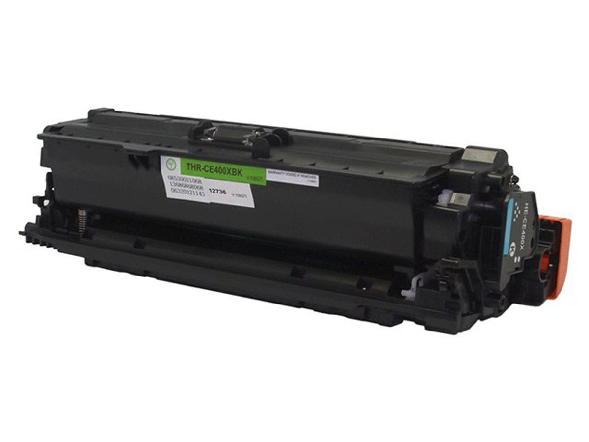 MPI Compatible HP CE400X Laser Toner -  Black (High Yield)