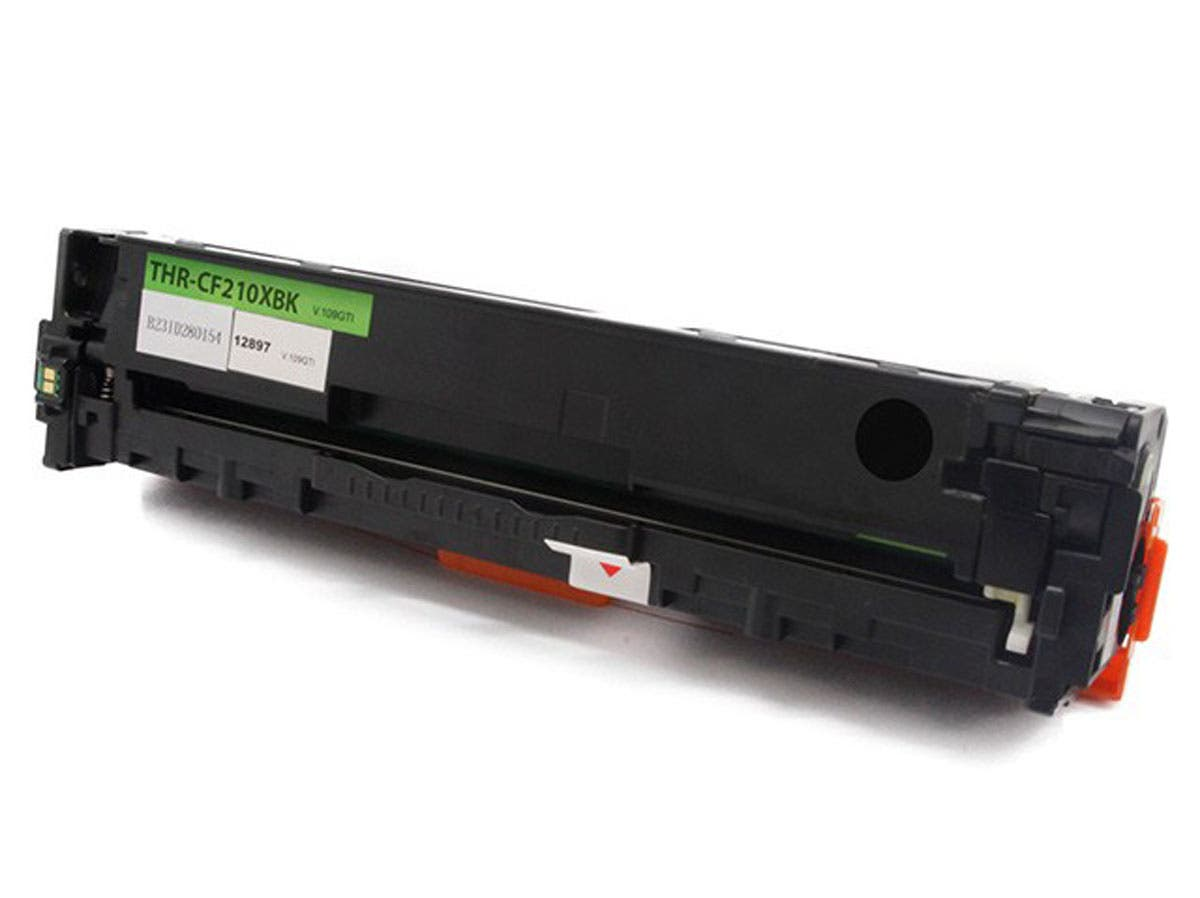 Monoprice Compatible HP CF210X Laser Toner - Black (High Yield)-Large-Image-1