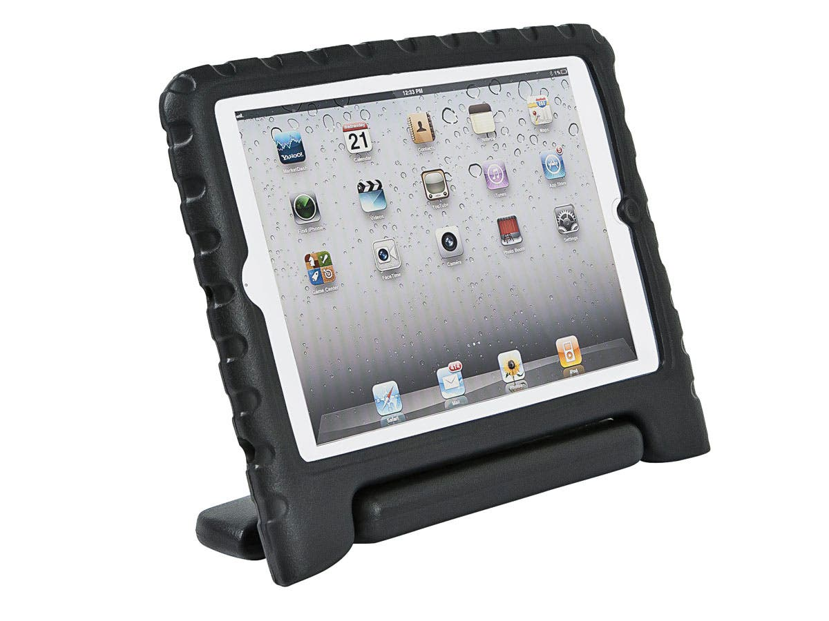 Kidz Cover and Stand for iPad Air, Black