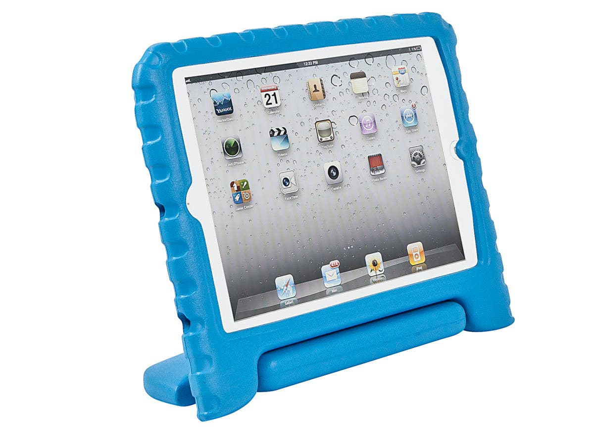 Kidz Cover and Stand for iPad mini with Retina Display, Blue