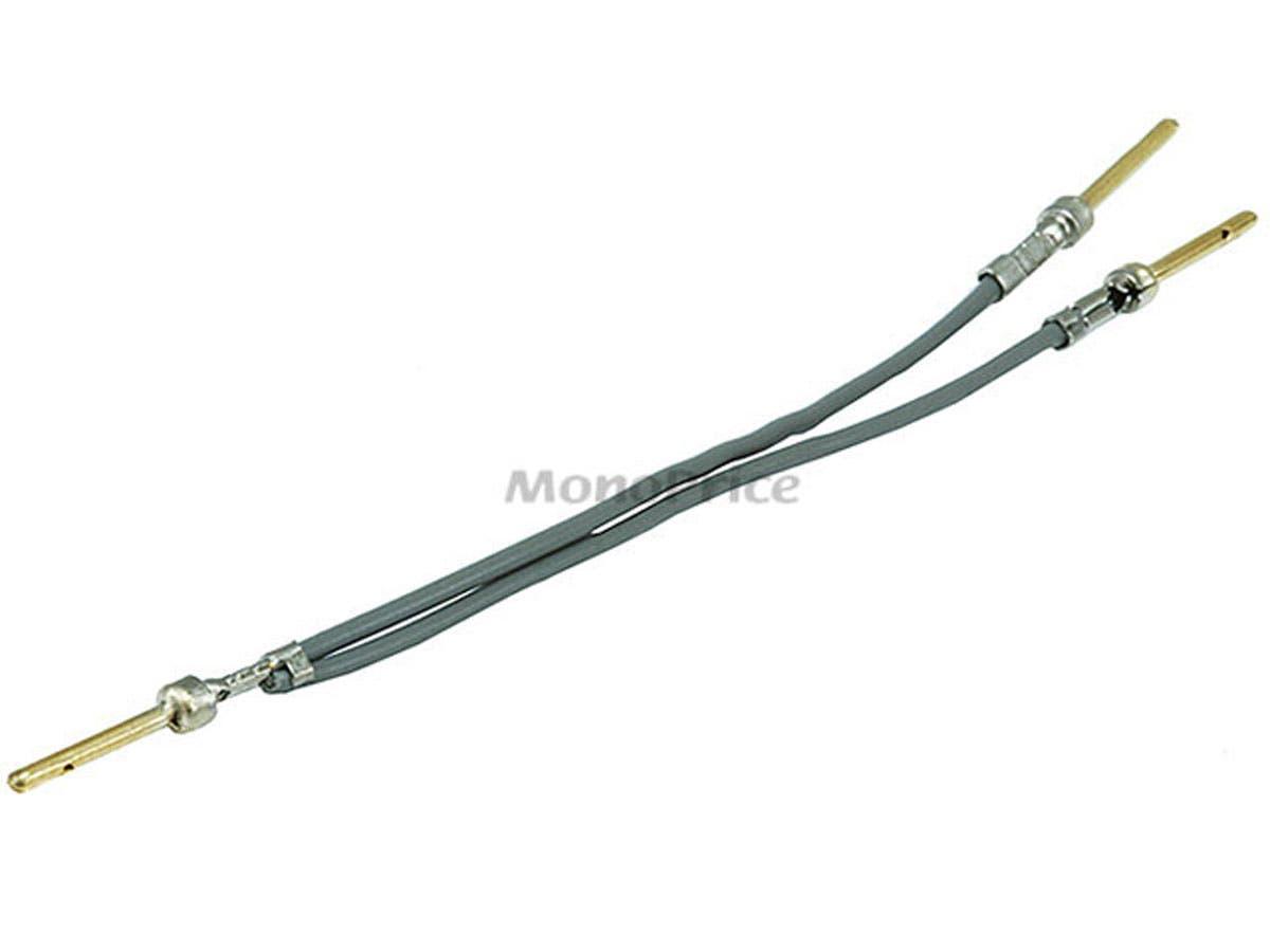monoprice d-sub jumper wire y type m  2xm - 50pcs