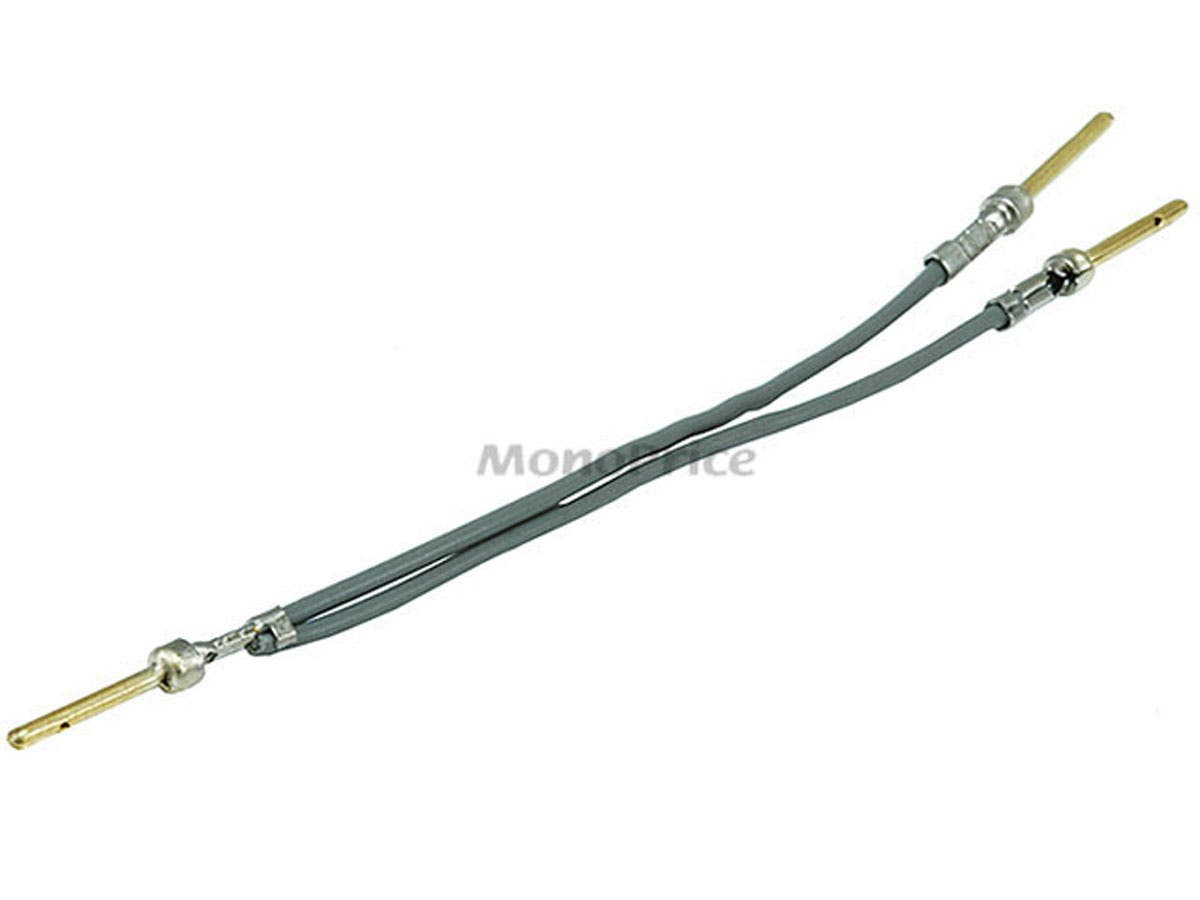 monoprice d-sub jumper wire y type m  2xm