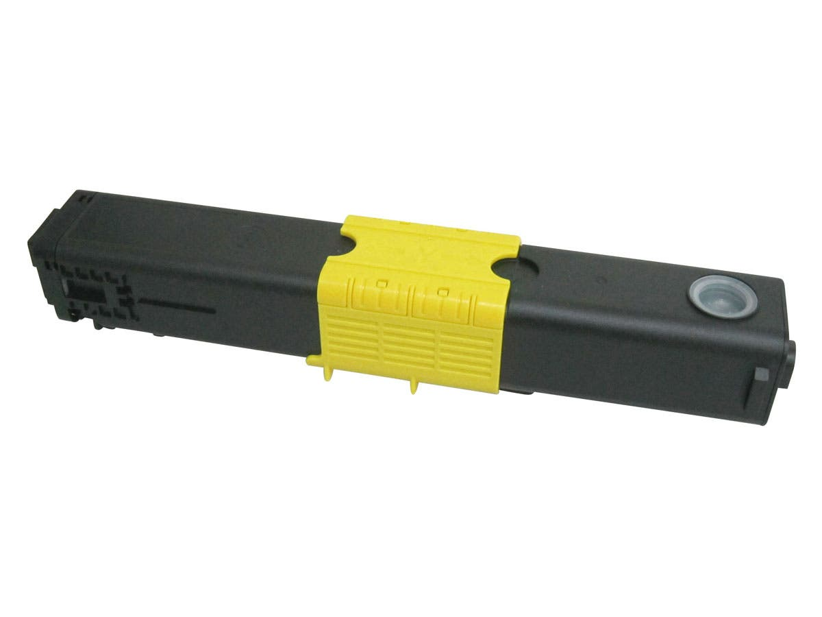 MPI Compatible Okidata 44469704 Toner - Yellow
