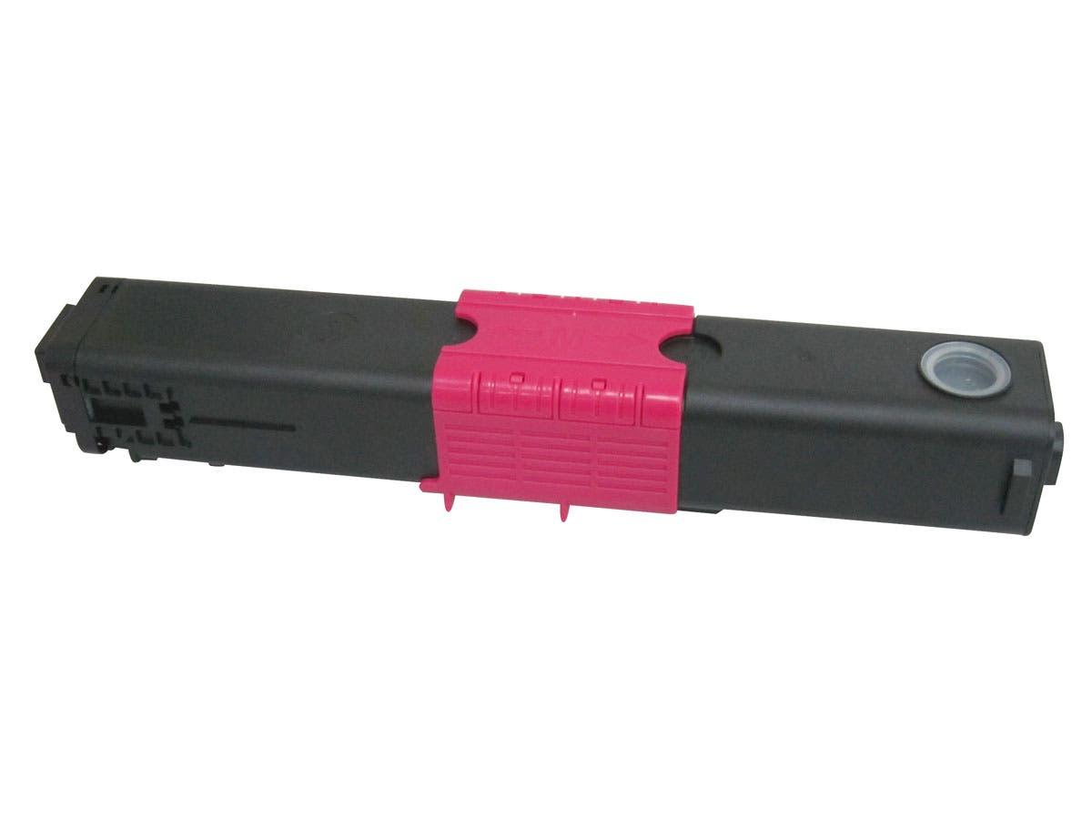 MPI Compatible Okidata 44469720 Toner - Magenta (High Yield)-Large-Image-1
