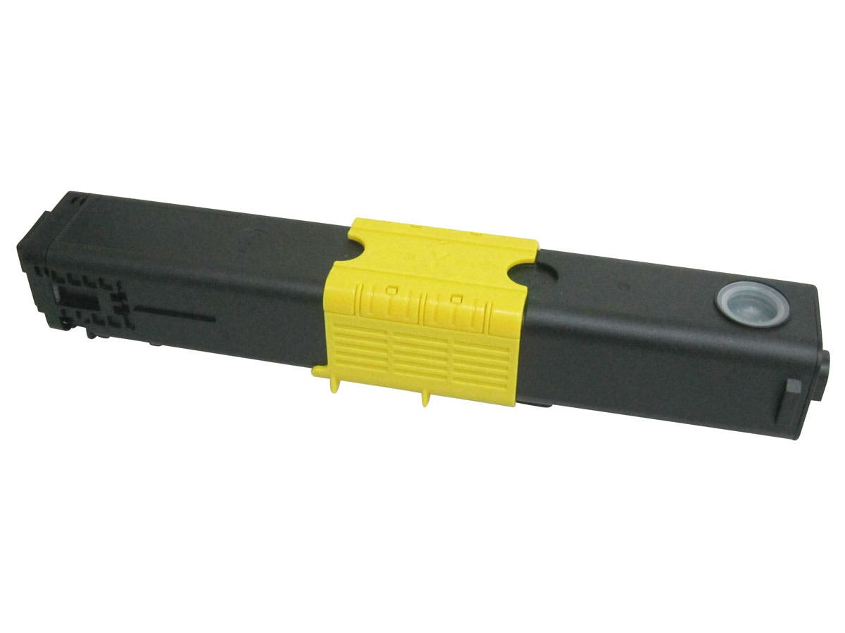 MPI Compatible Okidata 44469719 Toner - Yellow (High Yield)