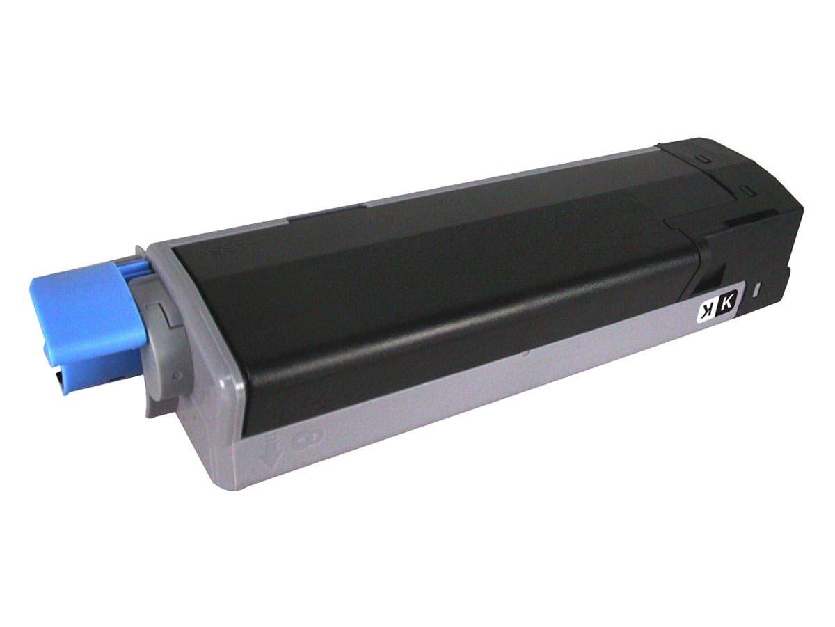 MPI Compatible Okidata 44315304 Toner - Black-Large-Image-1