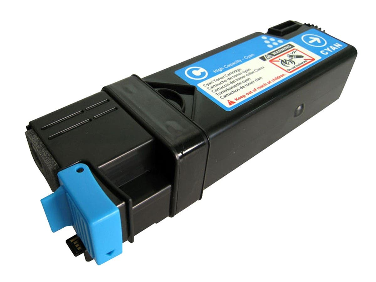 Monoprice Compatible Xerox 106R01278 Toner - Cyan-Large-Image-1
