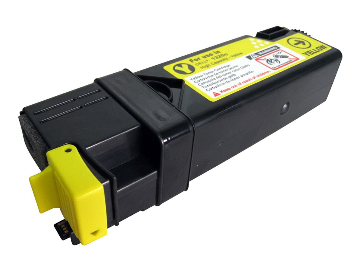 MPI Compatible Xerox 106R01280 Toner - Yellow-Large-Image-1