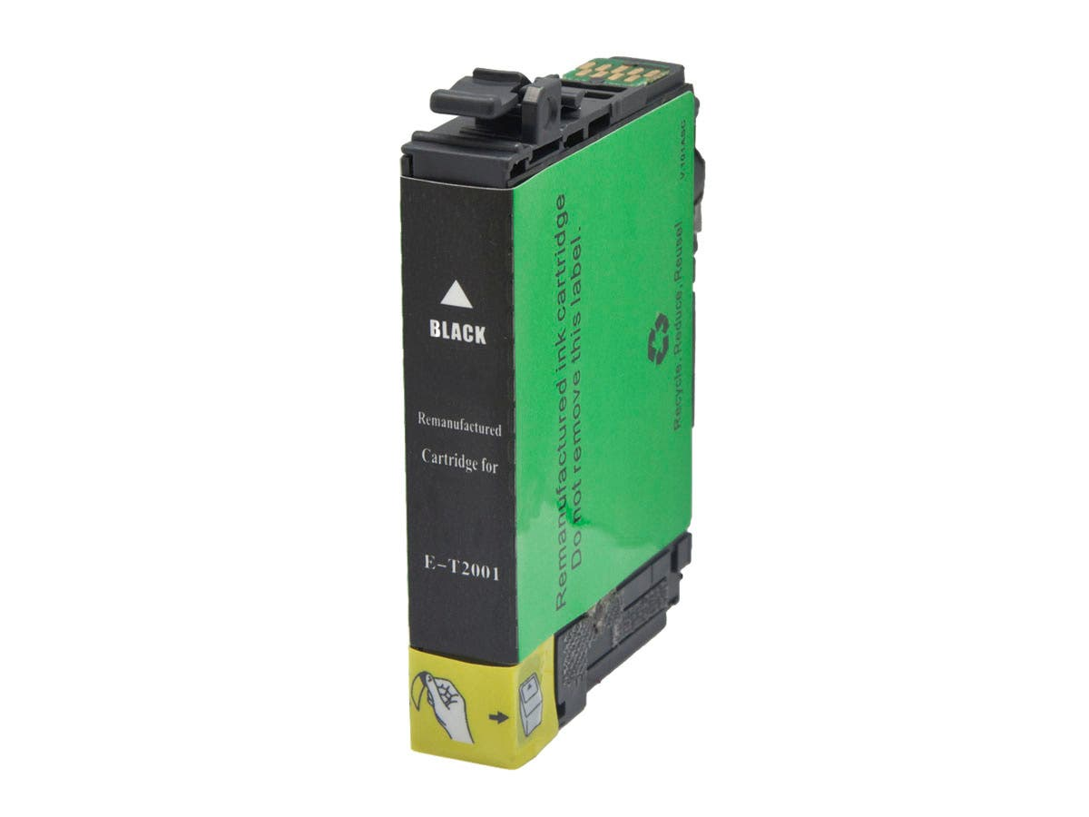 MPI Remanufactured Cartridge for Epson T200120 Inkjet - Black