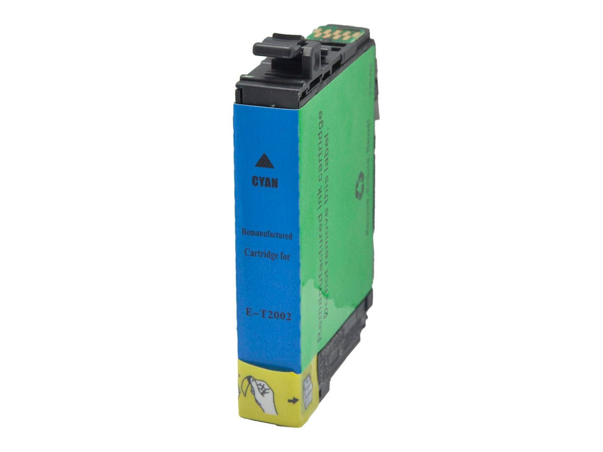MPI Remanufactured Cartridge for Epson T200220 Inkjet - Cyan