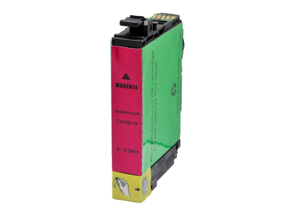 MPI Remanufactured Cartridge for Epson T200320 Inkjet - Magenta