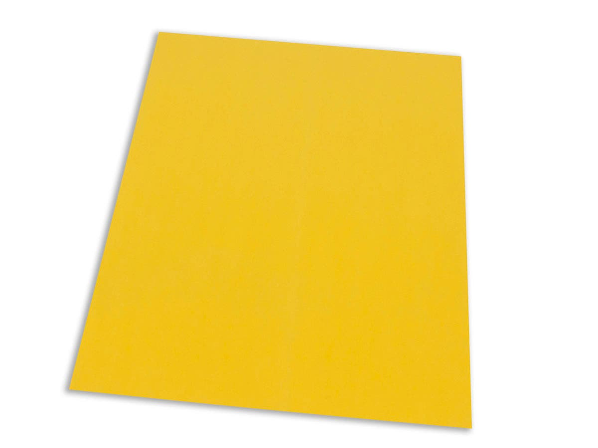 How to make goldenrod paper