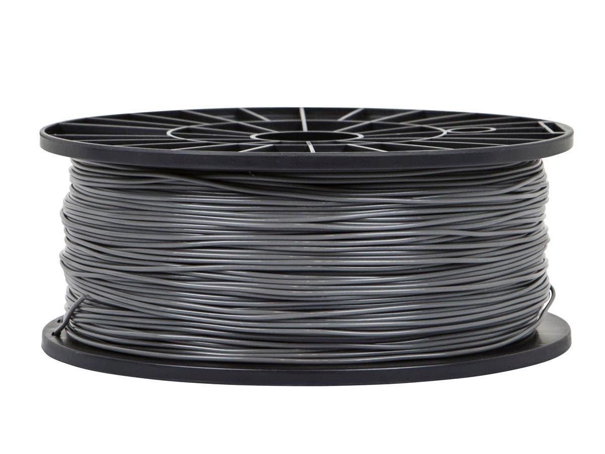 Premium 3D Printer Filament PLA 1.75MM 1kg/spool, Gray