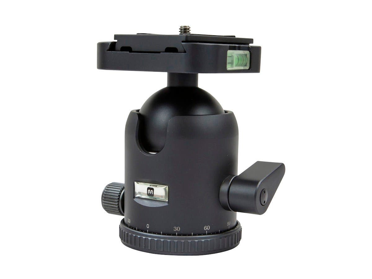 Monoprice Camera Head XLarge Ball with Plate-Large-Image-1