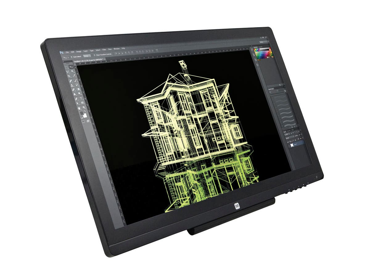 * REFURBISHED * 22in HD Capacitive SmartTouch + Interactive Pen Drawing Display 1080p LED, Mac / PC