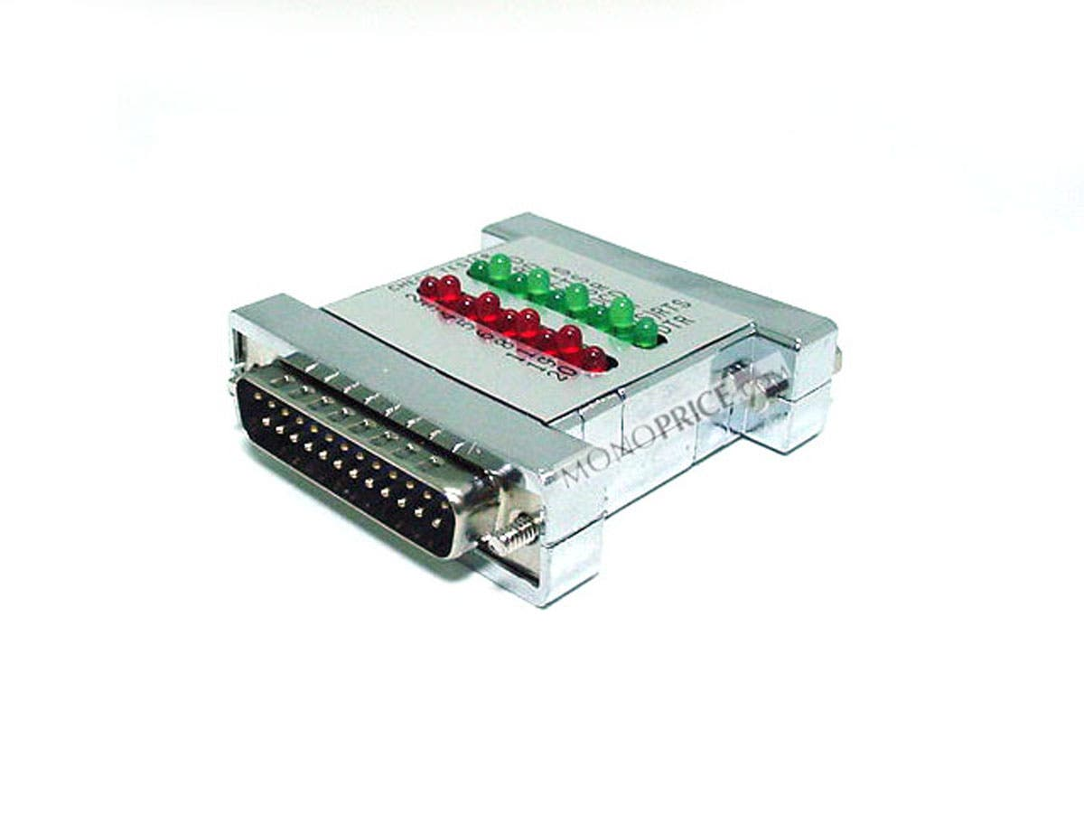 Check Tester ( Green/Red light)
