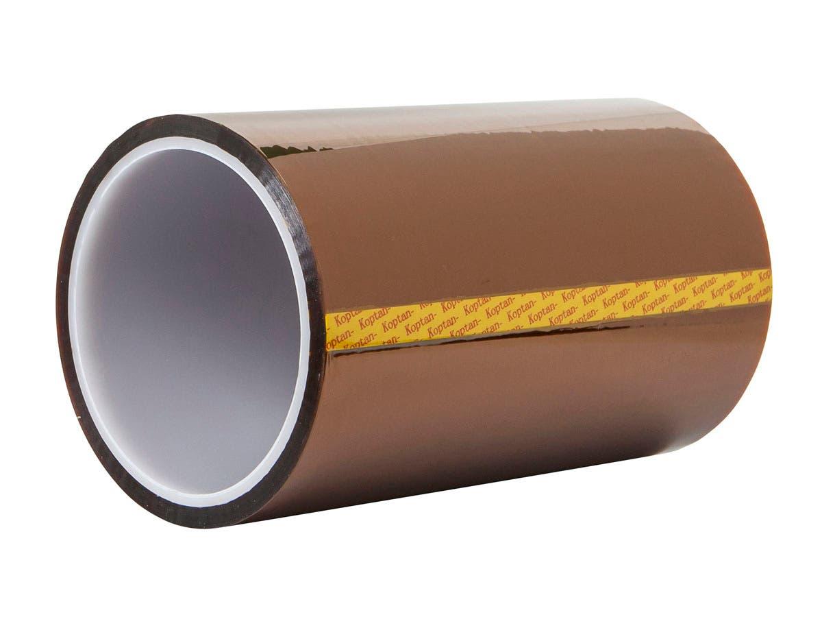 Monoprice 3D Printer Kapton Tape 150mm x 30m-Large-Image-1