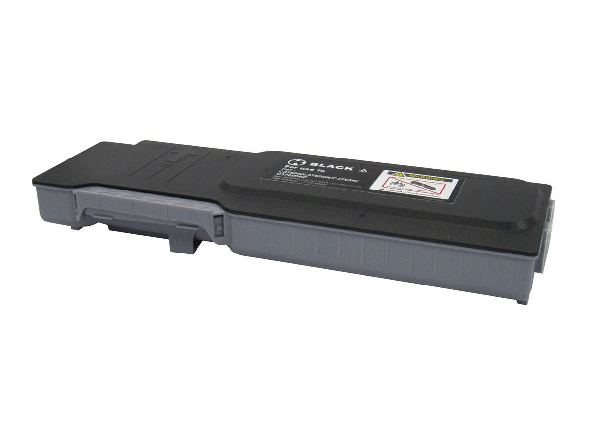 MPI Compatible Dell 331-8429 (C3760/C3765) Toner-Black (Extra High Yield)-Large-Image-1