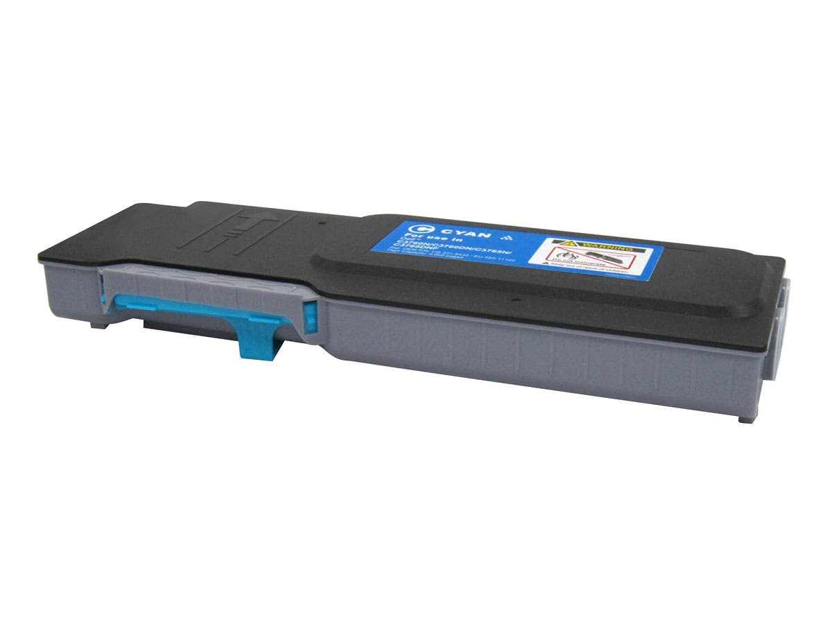 MPI Compatible Dell 331-8432 (C3760/C3765) Toner-Cyan (Extra High Yield)-Large-Image-1