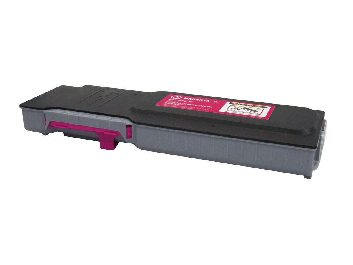 Monoprice Compatible Dell 331-8431 (C3760/C3765) Toner-Magenta (Extra High Yield)-Large-Image-1