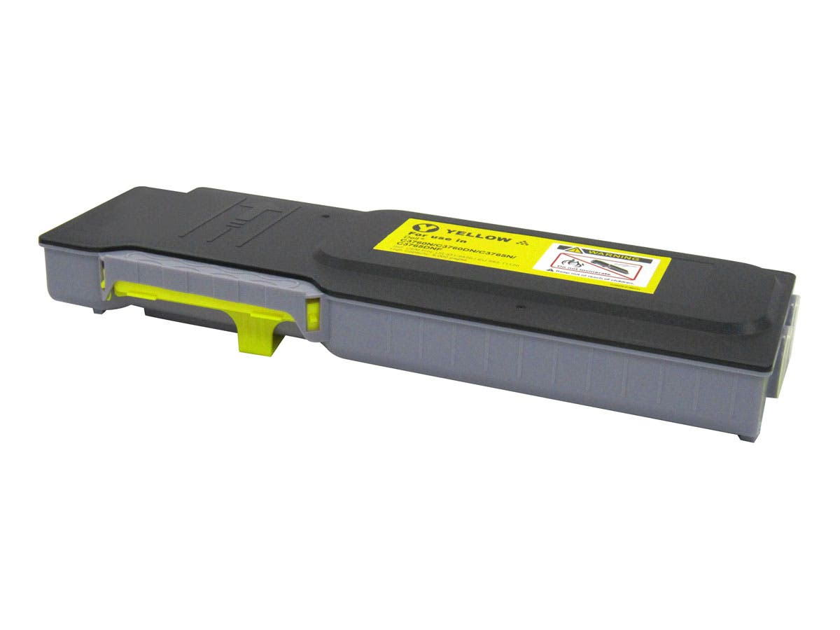 MPI Compatible Dell 331-8430 (C3760/C3765) Toner-Yellow (Extra High Yield)