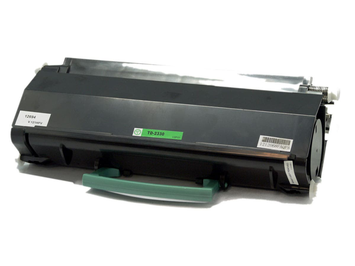 Monoprice Remanufactured Dell 330-2650 (2330/2350) Laser/Toner-Black-Large-Image-1