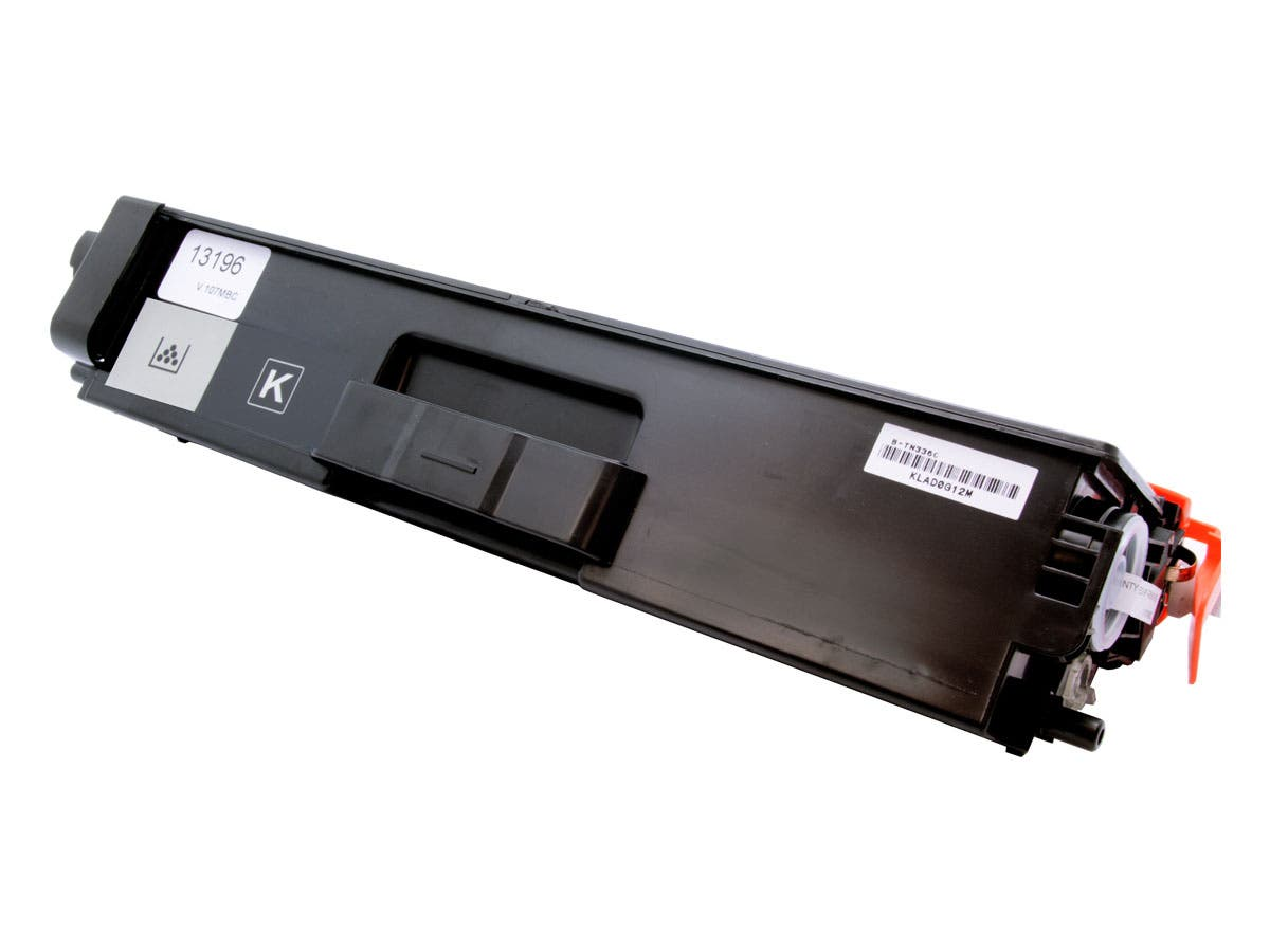 Monoprice compatible Brother TN336BK Laser/Toner-Black-Large-Image-1