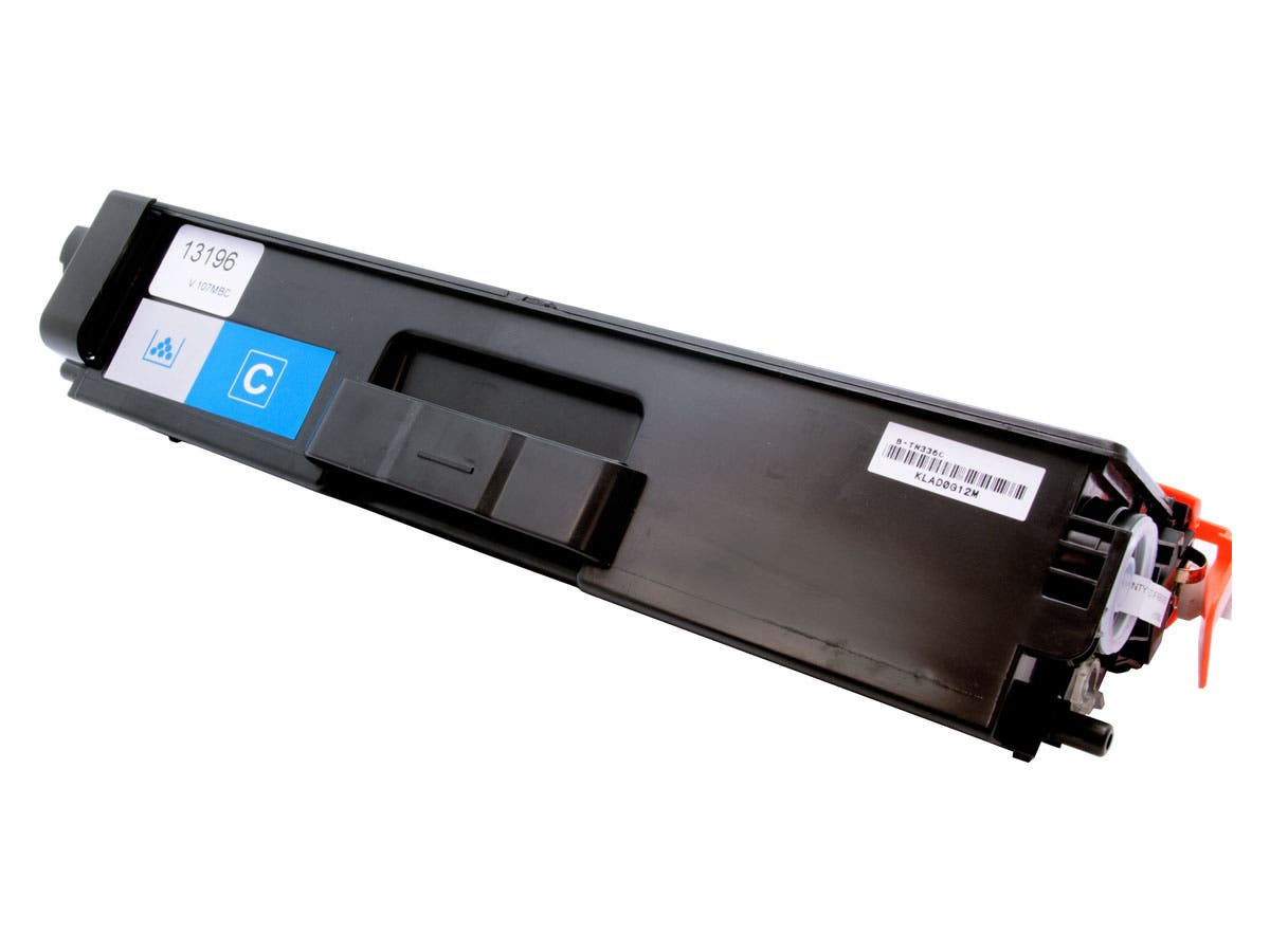 Monoprice compatible Brother TN336C Laser/Toner-Cyan-Large-Image-1