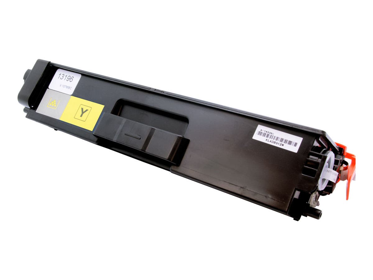 Monoprice compatible Brother TN336Y Laser/Toner-Yellow-Large-Image-1