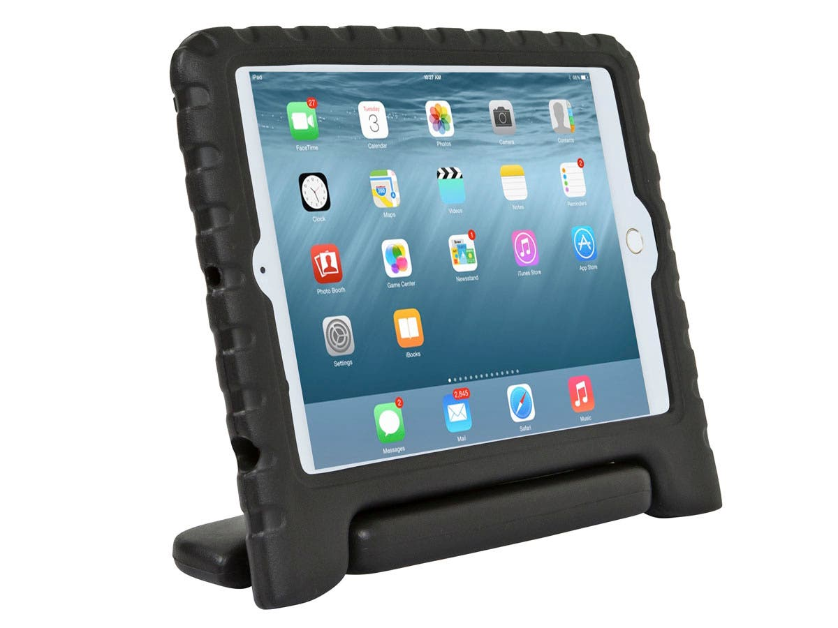 Monoprice Kidz Cover And Stand For Ipad Mini 3 Black