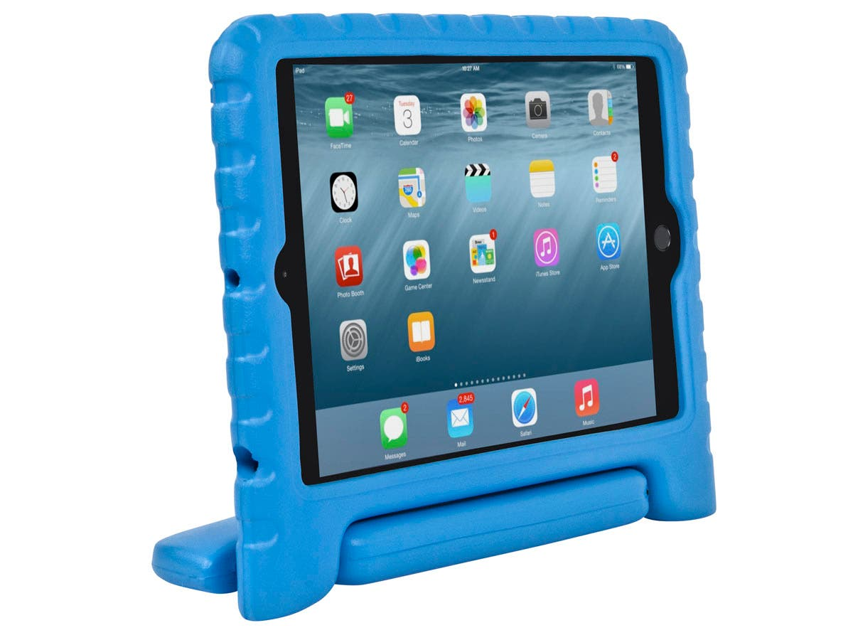 Kidz Cover and Stand for iPad mini 3, Blue