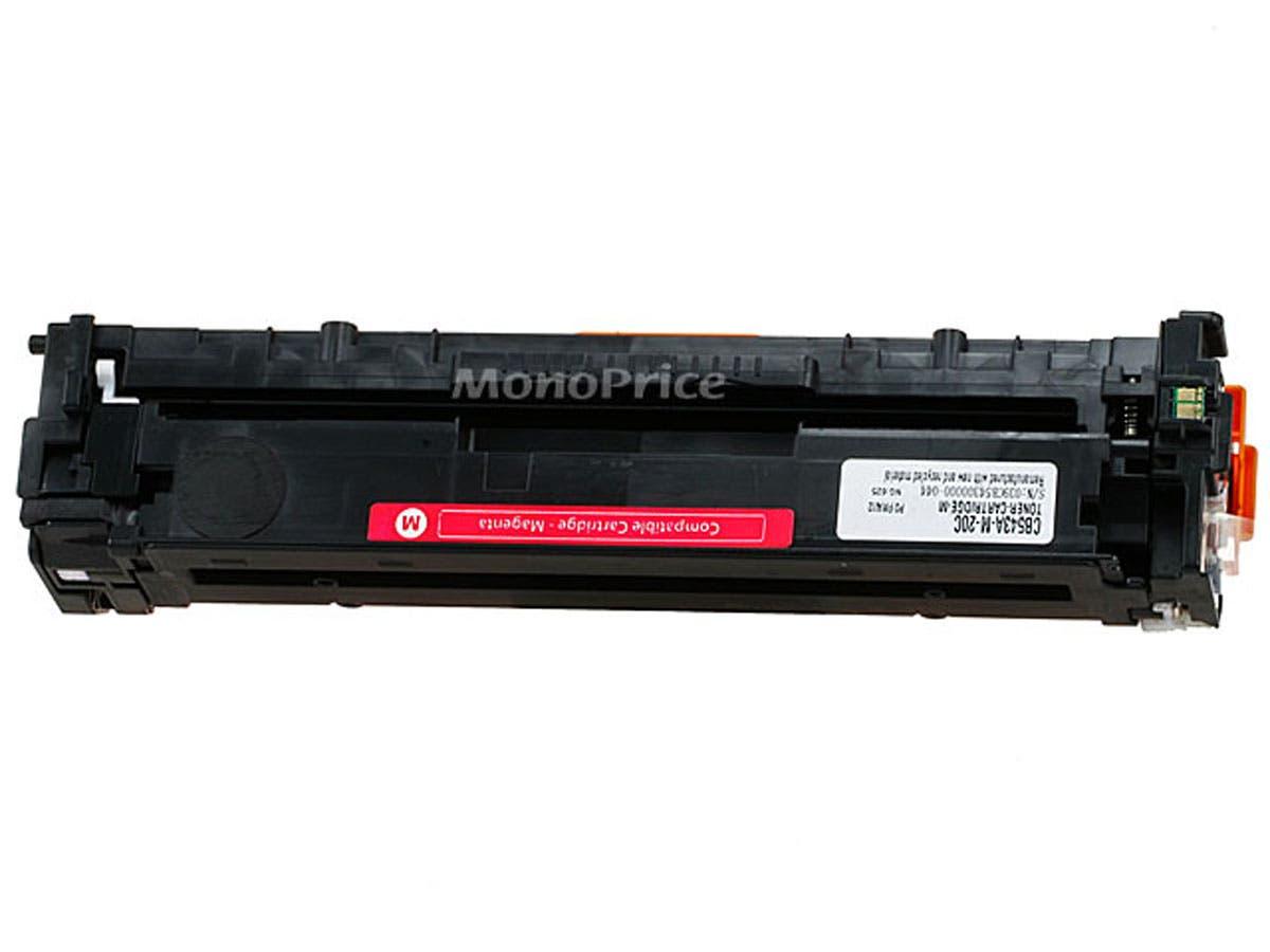 MPI Compatible HP CB543A Laser/Toner-Magenta