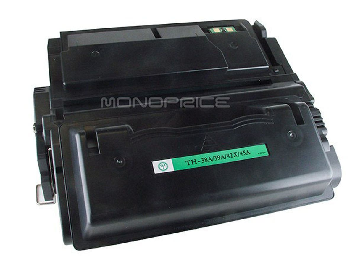 Monoprice Compatible HP Universal Q1339A(39A)/Q5942X(42X)/Q5945A(45A) Laser/Toner-Black (High Yield)-Large-Image-1
