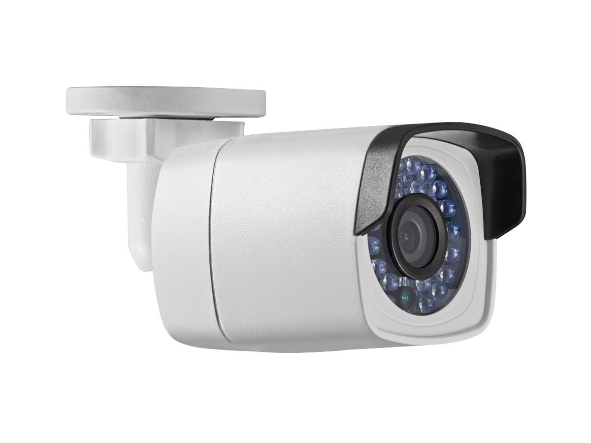 Monoprice IP PoE 1080P HD IP66 Waterproof Infrared Bullet Camera with 4mm Fixed Lens-Large-Image-1