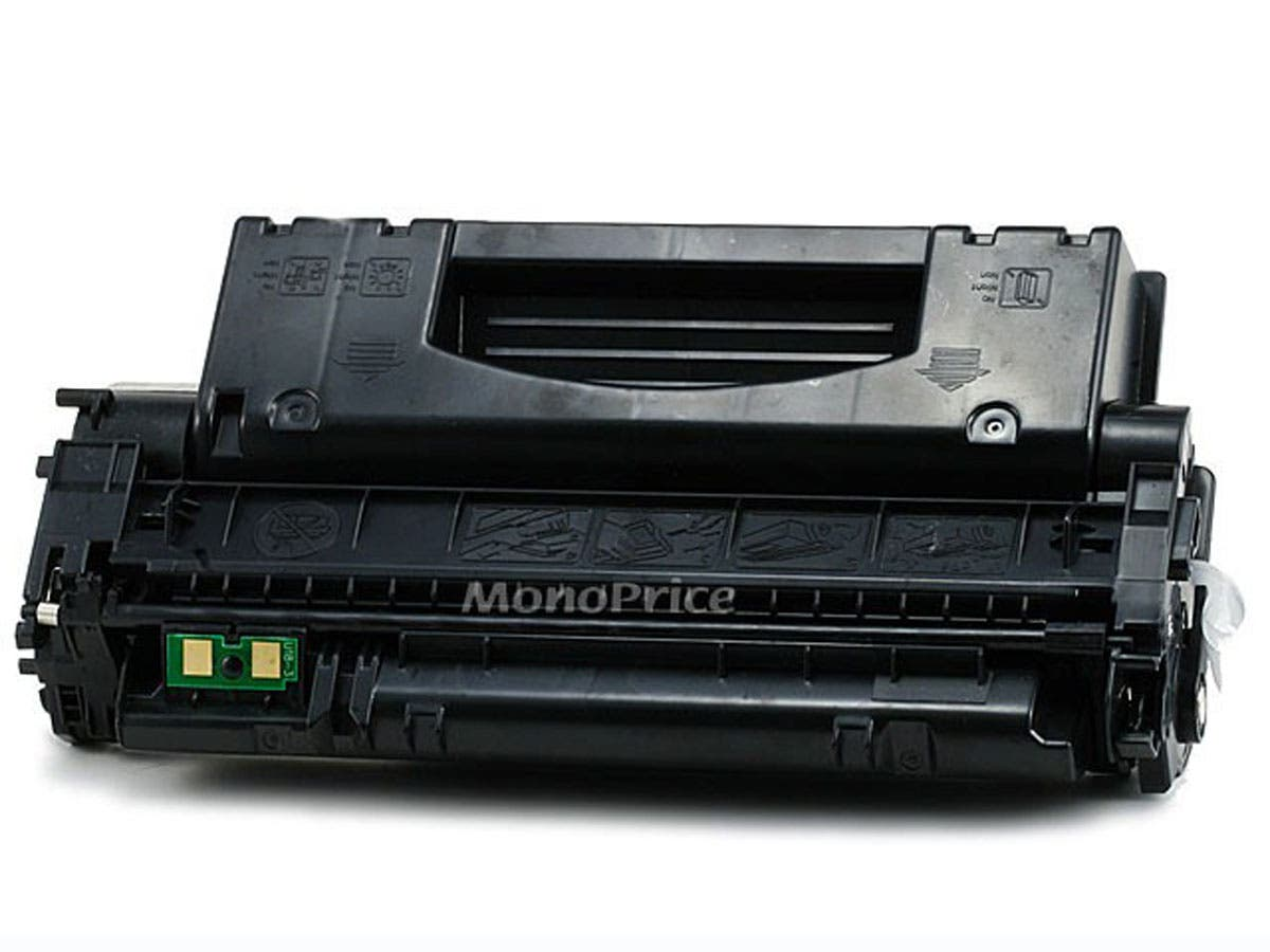 Monoprice Compatible HP53X Q7553X Laser/Toner-Black (High Yield)-Large-Image-1