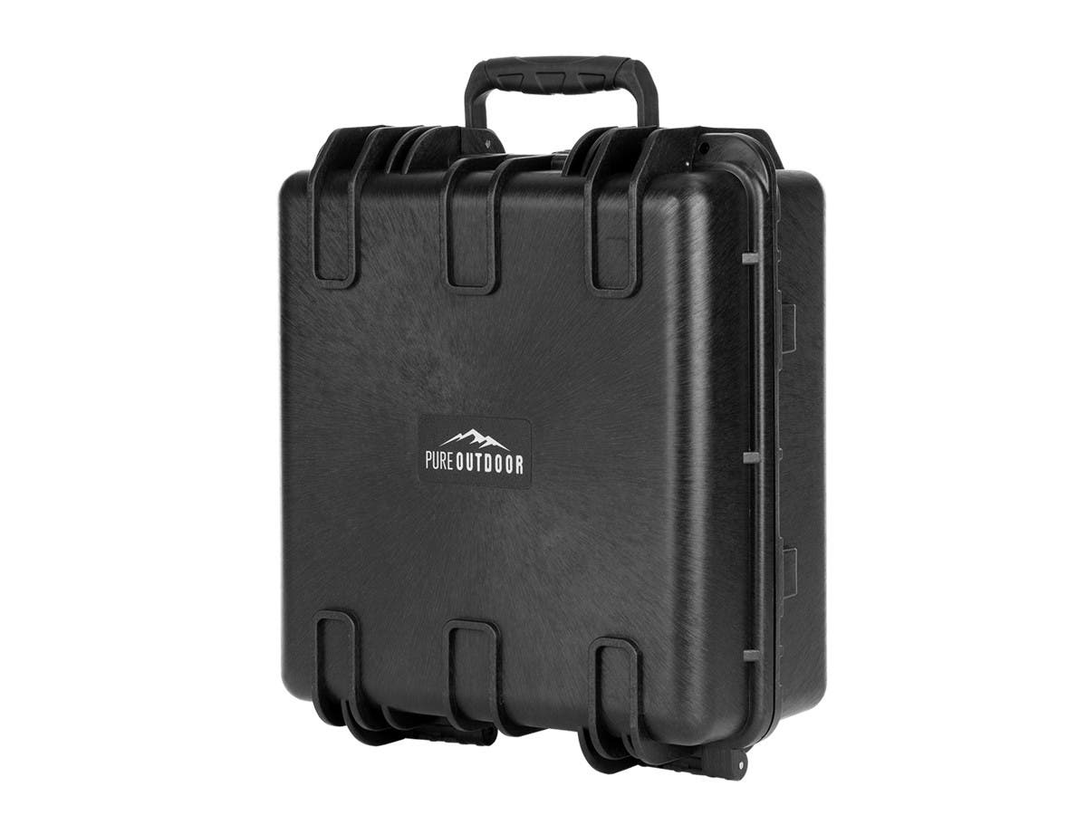 Weatherproof Hard Case with Customizable Foam, 14 x 16 x 8 in