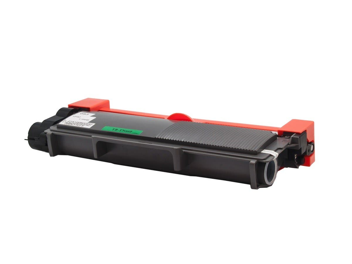 Monoprice Compatible Brother TN630/TN660 HL-L2300 High Yield Black Toner-Large-Image-1