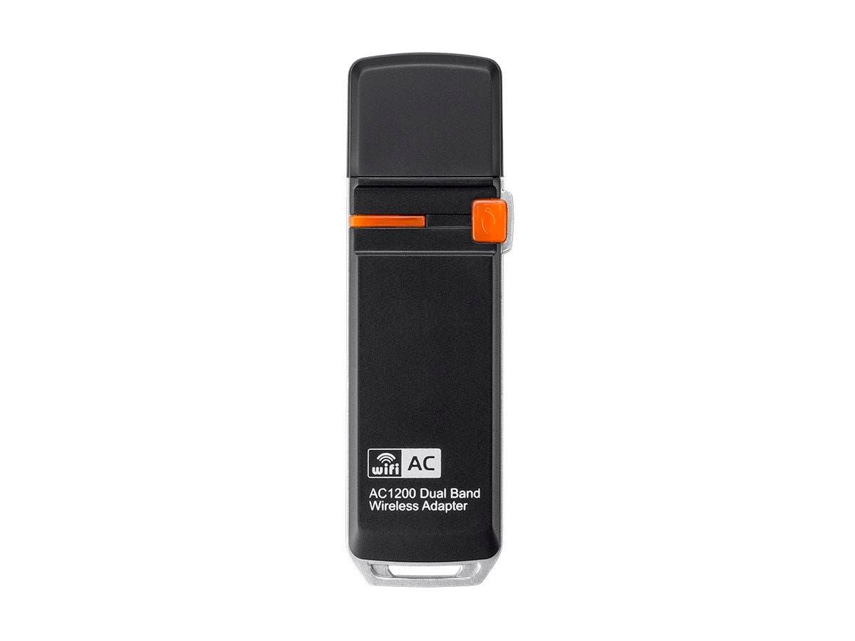 Monoprice Dual-Band 802 11AC 1200Mbps USB 3 0 Wi-Fi Adapter