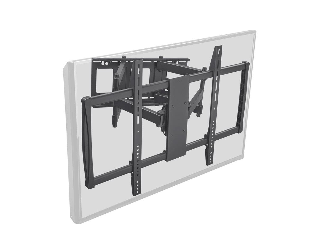 Stable Series Full Motion Wall Mount for Extra Large 60 - 100 inch TVs Max 220 lbs UL Certified - No Logo
