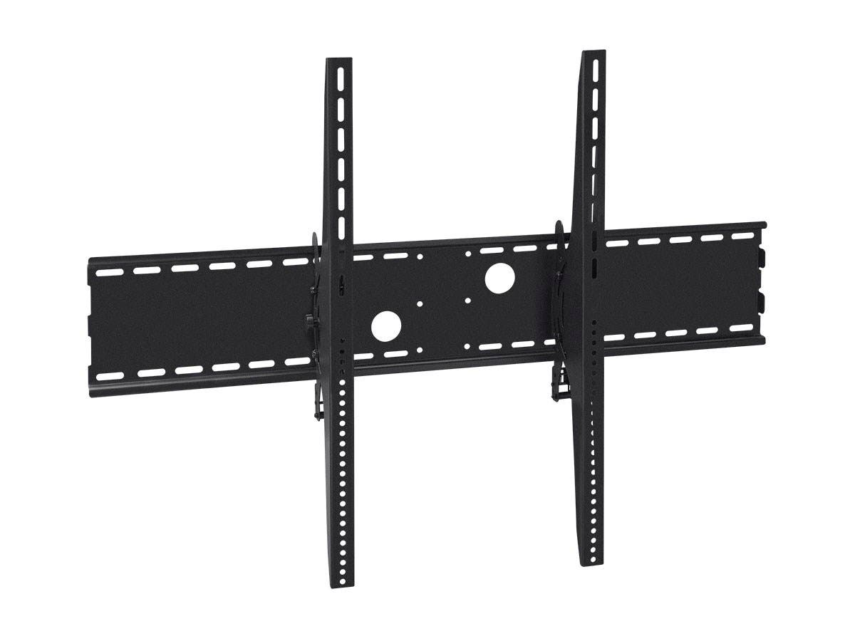 Monoprice Tilt TV Wall Mount Bracket For TVs 60in to 100in, Max Weight 220 lbs, VESA Patterns Up to 1000x800, Works with Concrete & Brick, UL Certified-Large-Image-1