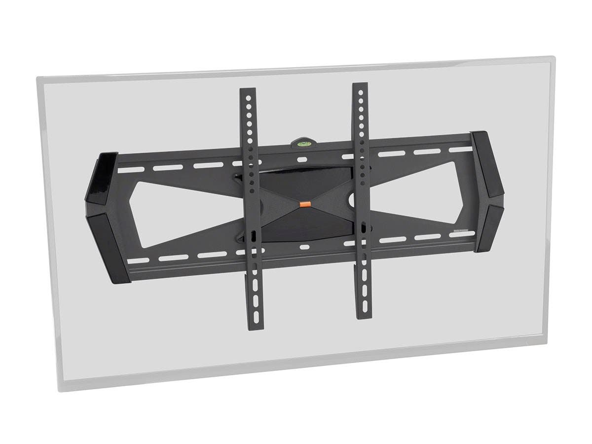 Fixed TV Wall Mount Bracket with Anti-Theft Feature, UL Certified (Max 88 lbs, 37~70 inch)