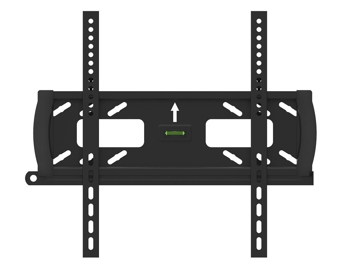 Fixed TV Wall Mount Bracket with Anti-Theft Feature, UL Certified (Max 99 lbs, 32~55 inch) NO LOGO