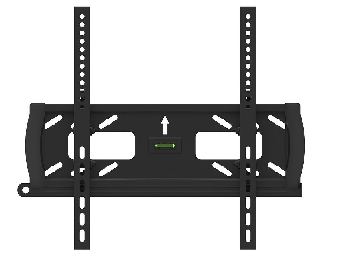 Tilt TV Wall Mount Bracket with Anti-Theft Feature, UL Certified (Max 99 lbs, 32~55 inch) NO LOGO