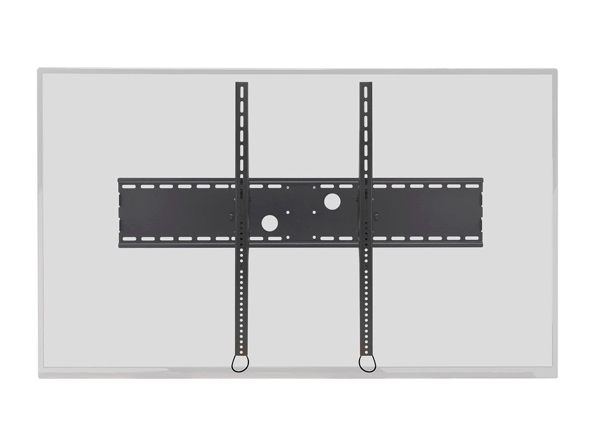 Monoprice Stable Series Extra Wide Tilt TV Wall Mount Bracket for TVs 60in to 100in, Max Weight 220 lbs, VESA Patterns Up to 1000x800, Works with Concrete & Brick, UL Certified-Large-Image-1