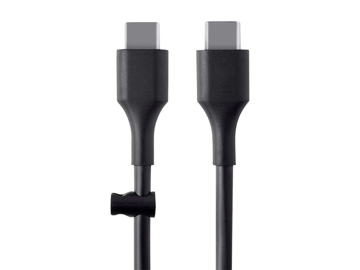 USB 2.0 USB-C Male to USB-C Male Charging Cable, 6ft