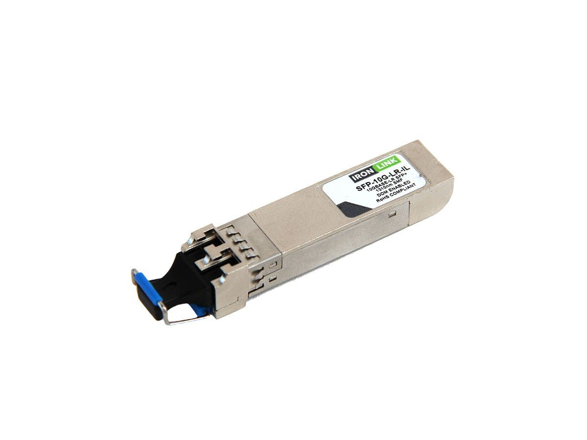 Ironlink Cisco SFP-10G-LR Compatible 10GBase-LR SMF SFP+ (mini-GBIC) Module